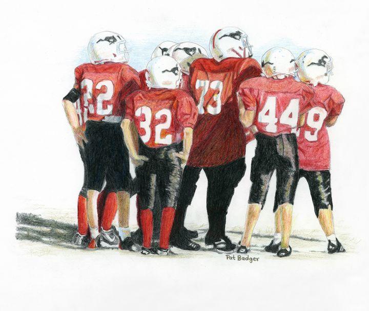 Football Boys - Pat Badger