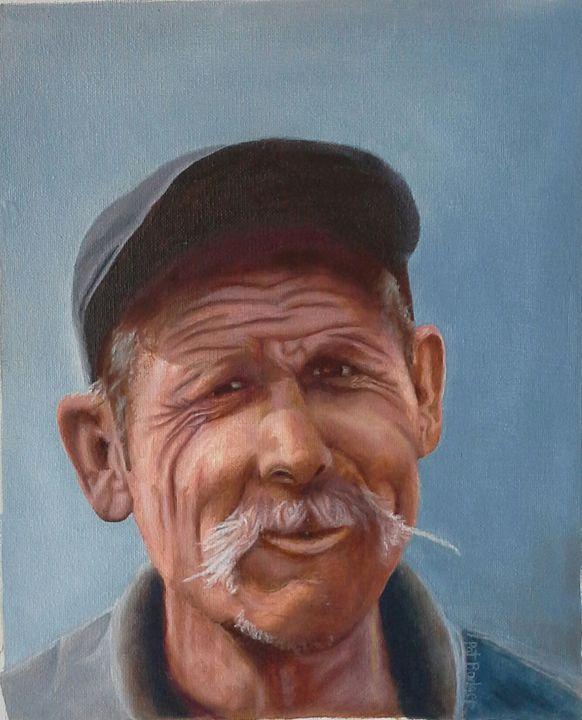 Working man - Pat Badger