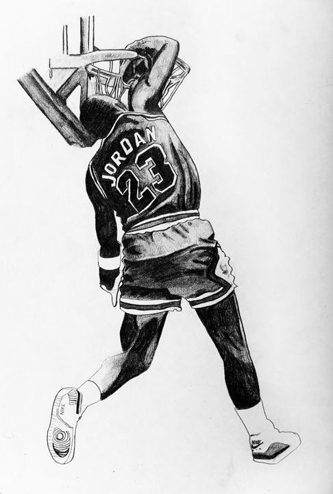 Michael Jordan - Summer Clinkscale