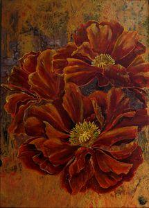 Vintage flowers - Stanislav Ruban