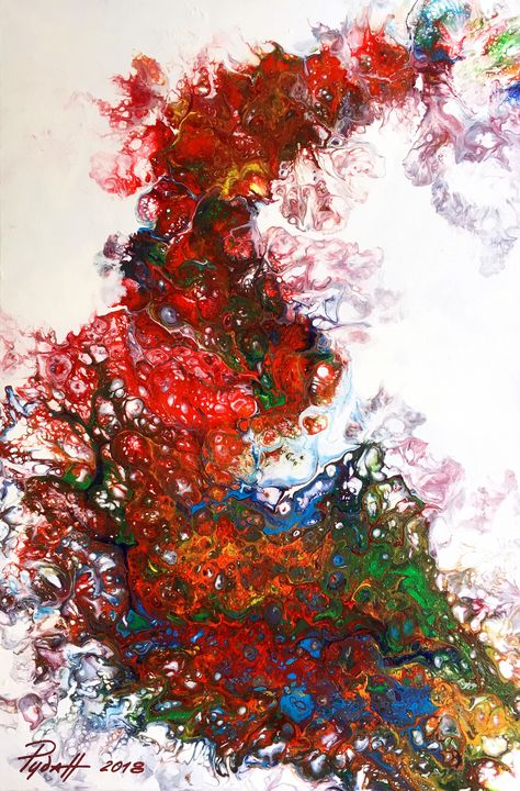 red dragon - Stanislav Ruban