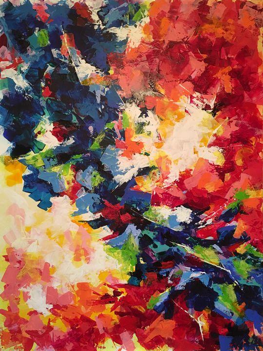 autumn abstraction - Stanislav Ruban