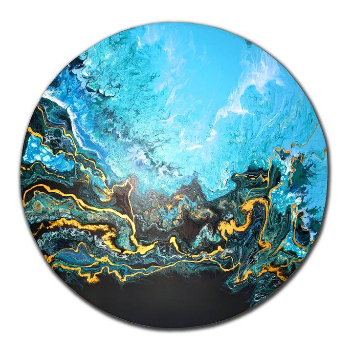 The Ocean, Solaris - Stanislav Ruban