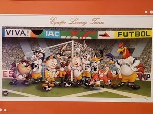 Equipo Looney Tunes