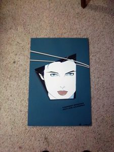 Patrick Nagel (s/n limited edition)