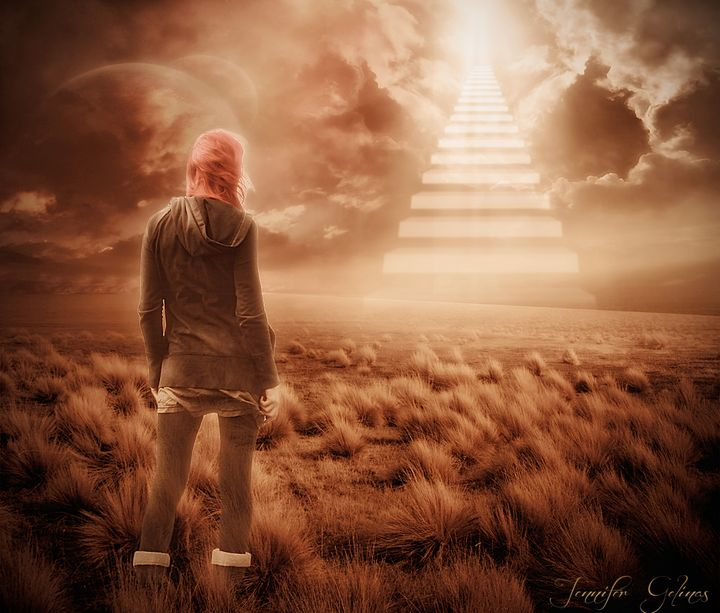 Last Climb - Jennifer Gelinas