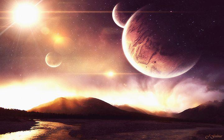 Moons - Jennifer Gelinas