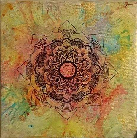 Freedom Mandala - Fanni Forgacs