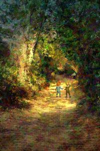 The Enchanted Path Two