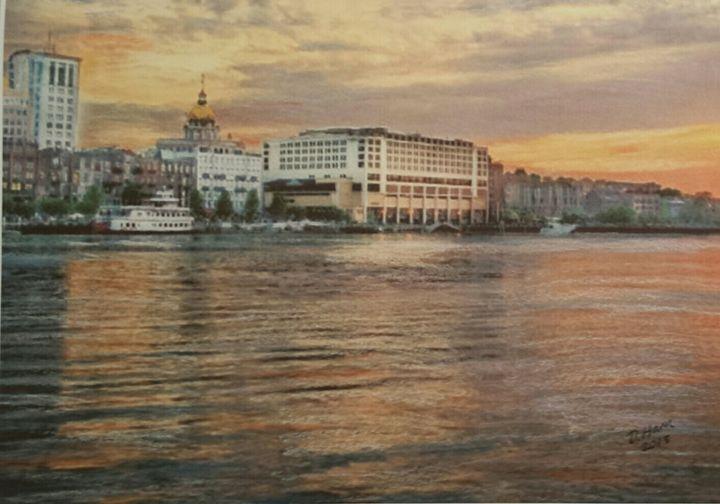 river street - Douglas Harn