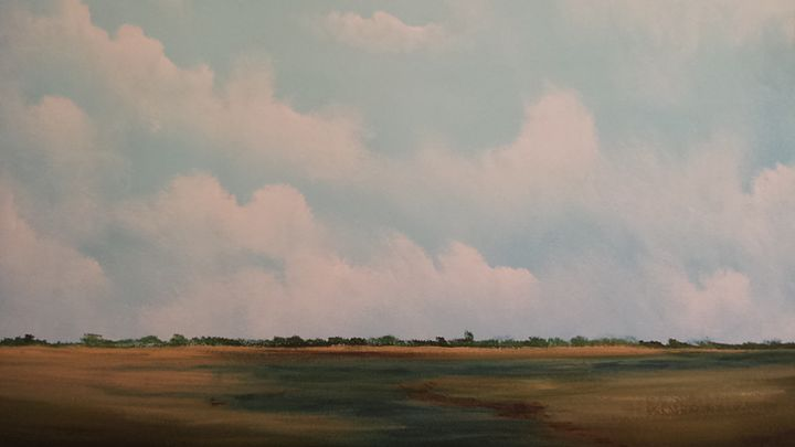 high tide - Douglas Harn