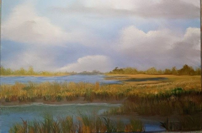 Georgia marsh - Douglas Harn