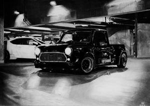 1967 Mini Morris Truck