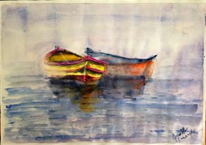Sin horizonte - Jorge Aguilar Cheves (Guatemala)