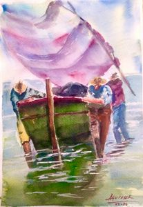 The Fishermen - Jorge Aguilar Cheves (Guatemala)