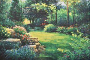 """""""Past the Rock Garden"""""""