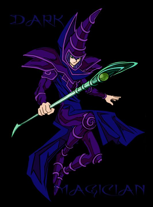 Dark Magician - Dexx Ulch
