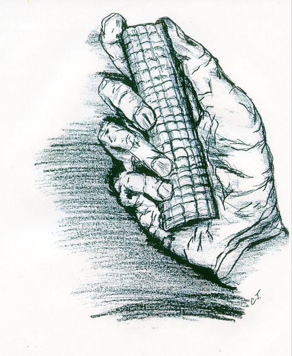 Good Hand - Art by Impulse