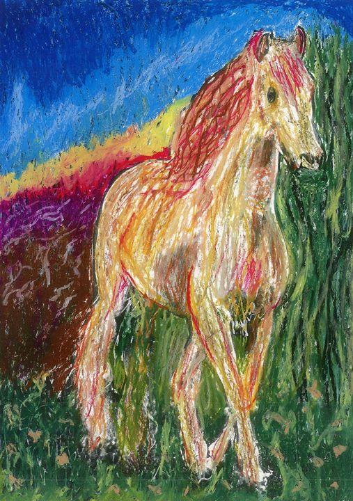 Horse 2 - Art by Impulse
