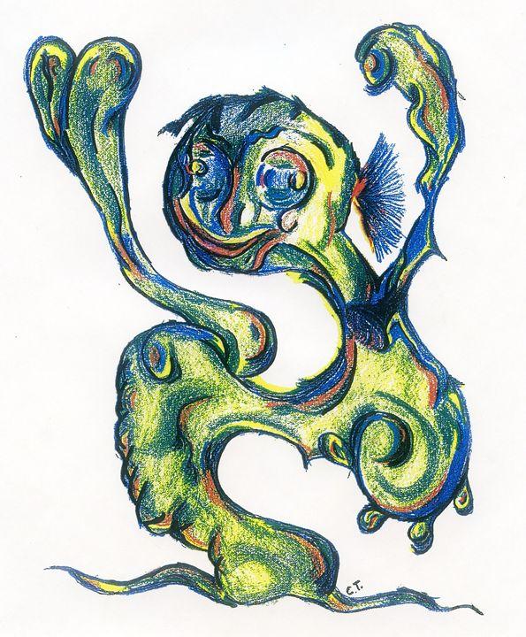 "Hear ya"" - Art by Impulse"