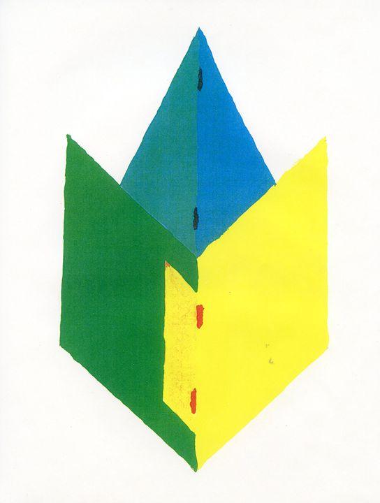 Paper construct 2 - Art by Impulse