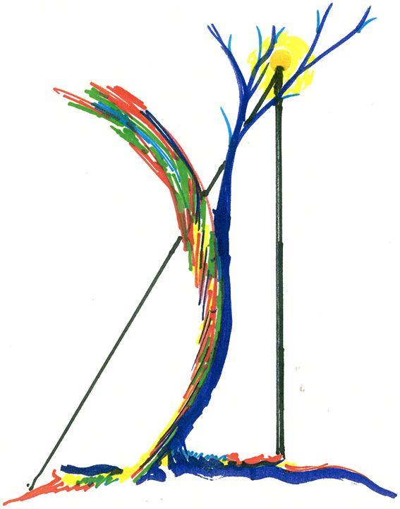 Sailing Wing - Art by Impulse