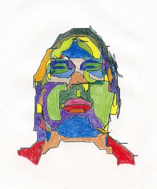 Self Portrait - Art by Impulse
