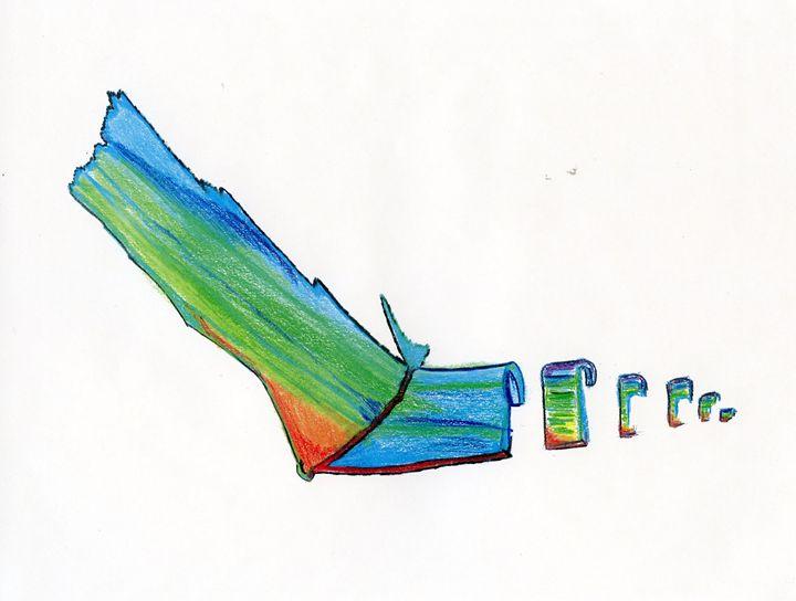 The Good Foot - Art by Impulse