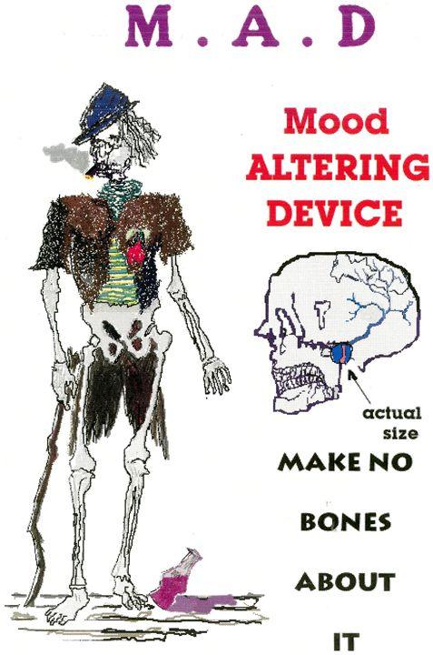 'dem bones, 'dem bones (before) - Art by Impulse