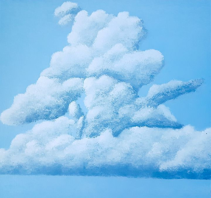 Clouds - AlexaDrei Arts