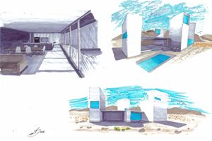 The House - Arbie Galerie