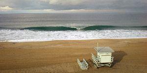 Pacific Winter Storm - The Art of Blaise Gauba
