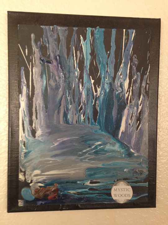 After The Hurricane - MYSTIC WOODS by Gayle