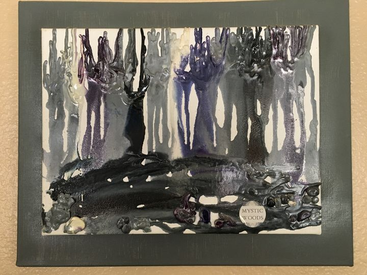Mystic Woods - Trees of Reflection - MYSTIC WOODS by Gayle