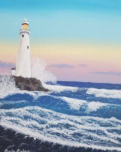 Lighthouse at Sunrise (2)