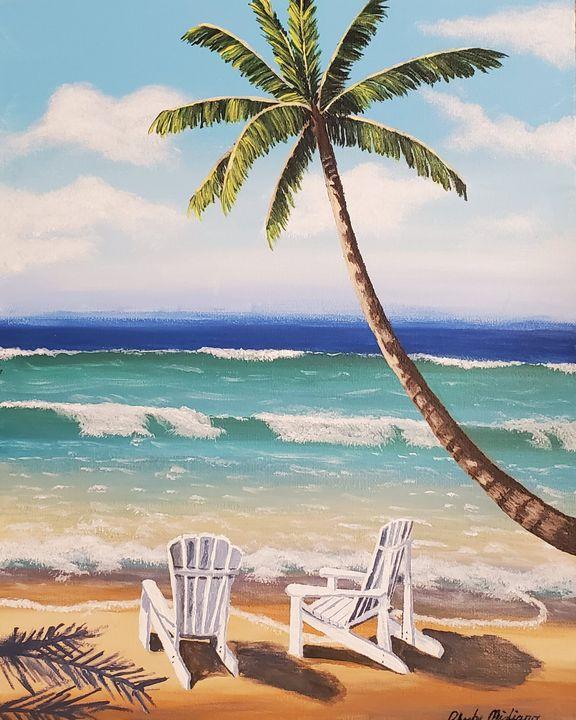 Island Paradise - Great Beyond Art