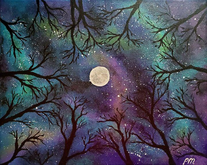 Looking Up - Great Beyond Art