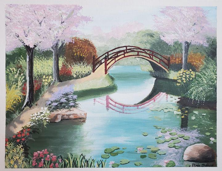 Bridge to Spring - Great Beyond Art
