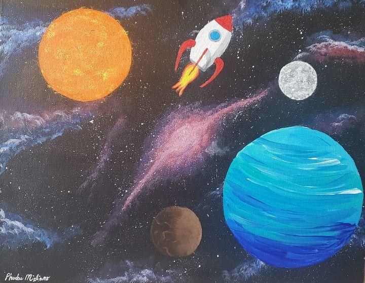 Exploration - Great Beyond Art
