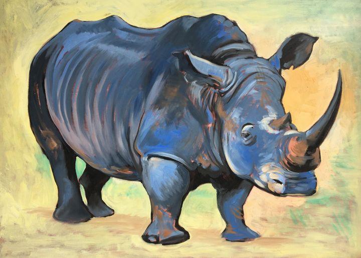 Rhino - Quick2Draw