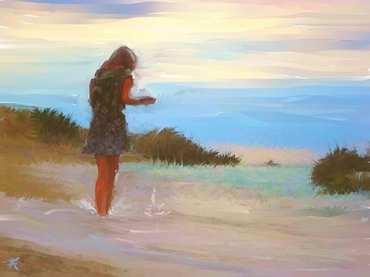 A Drop in the Ocean - Prints Andrew