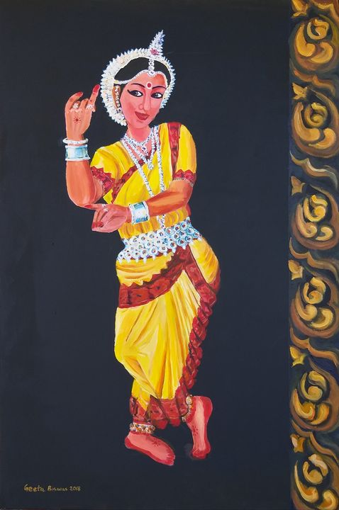 Classical dance Odissi - GeetaBiswas