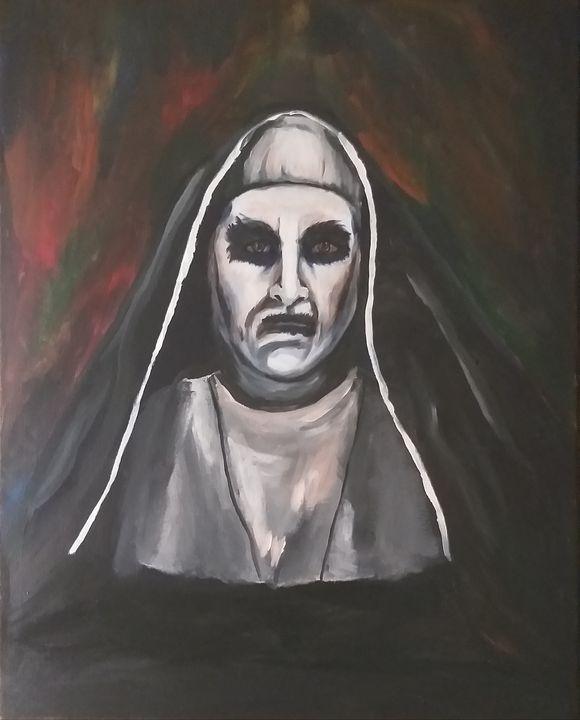 Nun fan art - GeetaBiswas