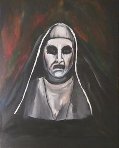 Nun fan art