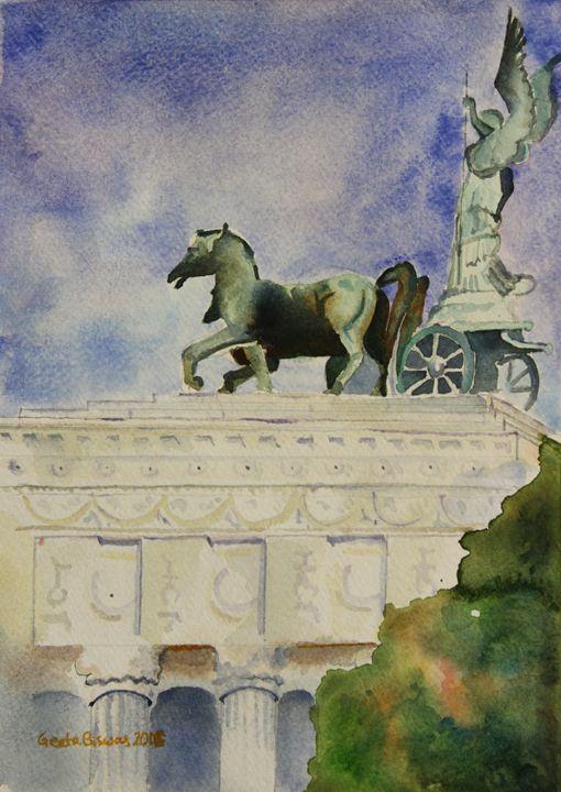 Rome - GeetaBiswas
