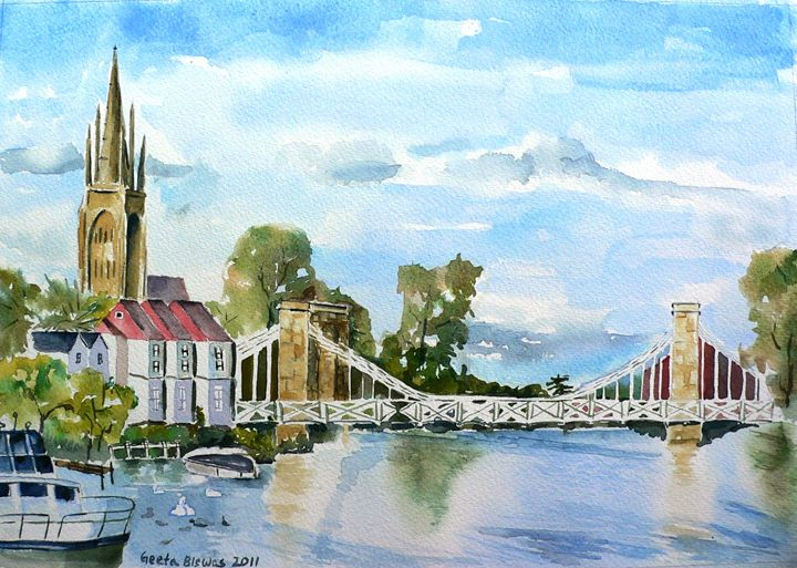Marlow On Thames - GeetaBiswas