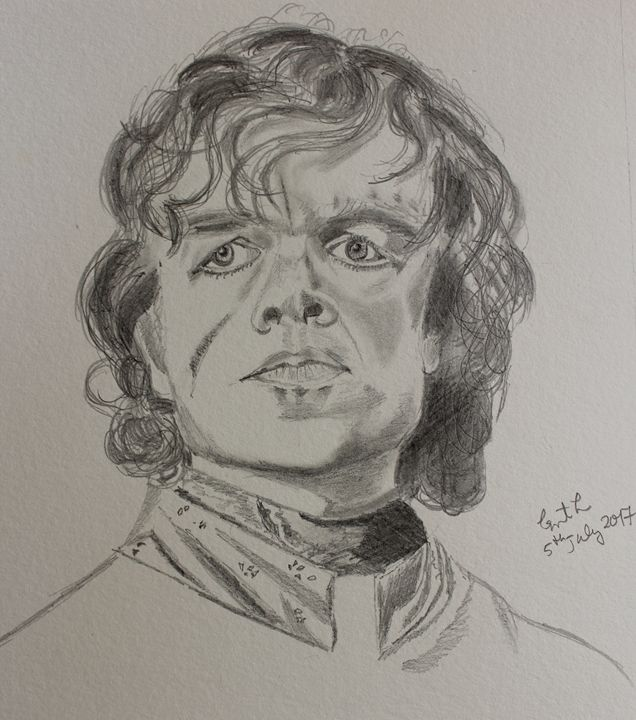 Tyrion Lannister Game of Thrones - GeetaBiswas