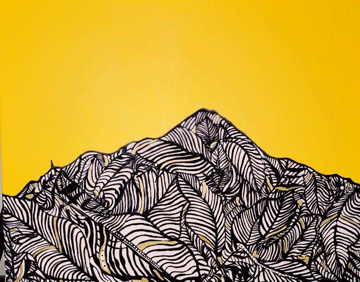 Amarillo Turpial - Michelle Castellands