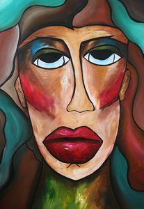 Tormented Clown - Roxana Patricia Nita