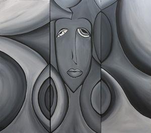 Grey Mood - Roxana Patricia Nita